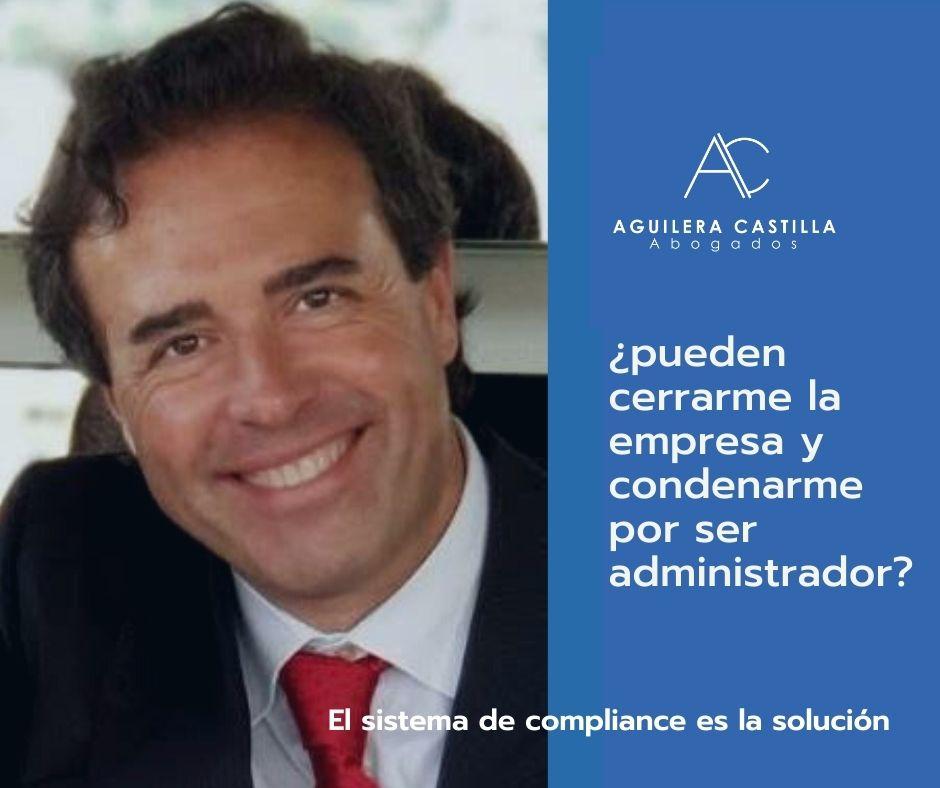 El sistema de compliance en Aguilera Castilla Abogados